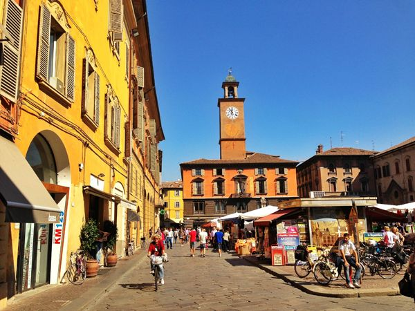 """Off The Beaten Path Italy: Reggio Emilia"" by @DJ Yabis"
