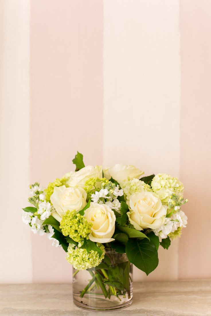 Stunning table arrangements for your wedding reception.