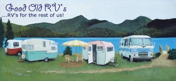Tarps For Vintage Camper Trailers Autos Post