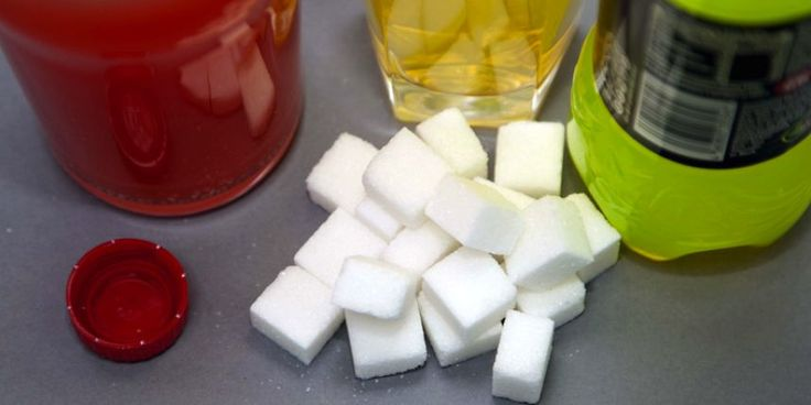 Des sucres ajoutés dans les aliments que nous mangeons???
