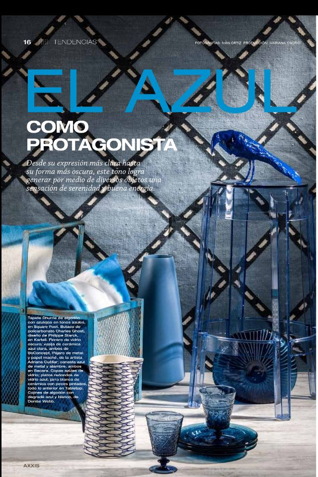 Styling revista axxis