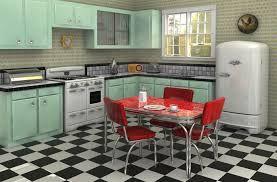 Résultats de recherche d'images pour «cuisine vintage rouge»