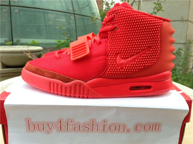61f7dc7d2c Authentic Nike Air yeezy 2 Red October ig:linlucy3344 youtube:nice  kicks6688 twitter: ...