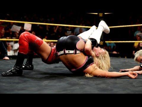 Liv Morgan vs  Emma  WWE NXT, Dec  2, 2015