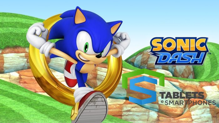 Sonic Dash 3.5.1.Go, até onde você consegue correr com o porco-espinho mais rápido do mundo? Sonic Dash 3.5.1.Go APK MOD Vidas infinitas!