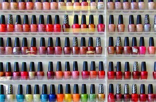 @ the nail salon