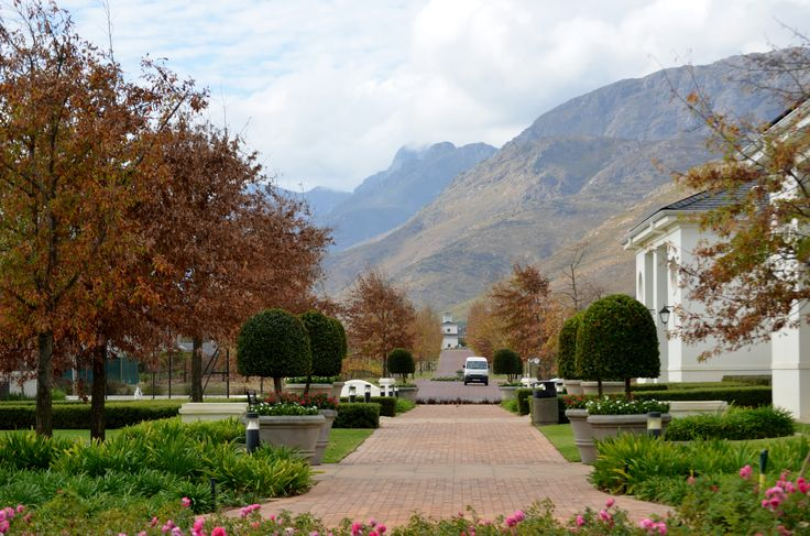 Autumn on Val de Vie Estate between Paarl & Franschoek - as seen from the Sport & Lifestyle Center. For more photos and lifestyle information about the estate, please contact our Val de Vie & Pearl Valley estate agent, Anna Wiese on 072 3311 959 / anna@cch.co.za - or follow the link to view some of the properties on the market.