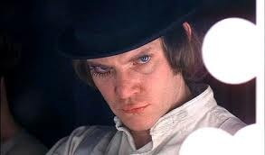 """This has nothing to do with """"Forever Amber"""" the book, or the movie; but since I plan on casting Malcolm  McDowell, why would I pass up an opportunity to post a picture of him as Alex in """"A Clockwork Orange?"""" One of the great roles in cinema. Love the look of that character."""