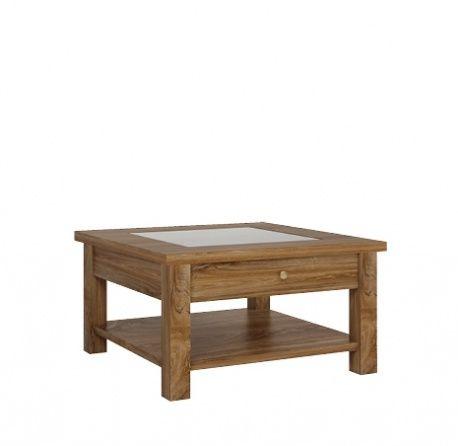 Köp - 2095kr! Fagersta soffbord - Ek. Robust soffbord i ek med hyllplan och låda. Dem naturliga