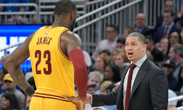 Lue-LeBron connection shouldn't go unnoticed = Cleveland Cavaliers head coach Tyronn Lue's job is often misinterpreted as the easiest in the NBA. He has the greatest player in the NBA, LeBron James, on his team. All he has to do is…..
