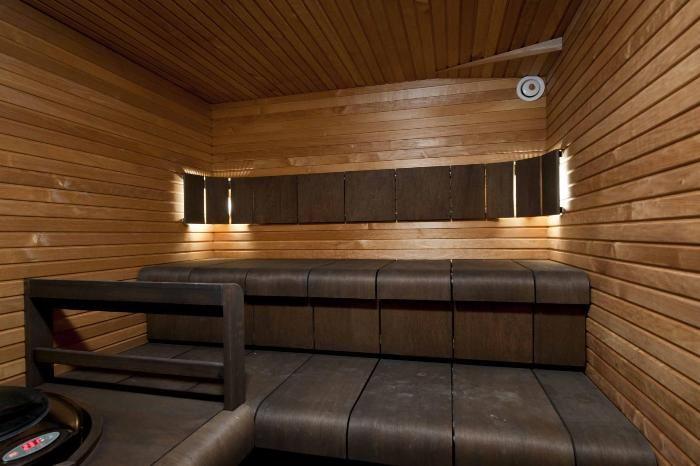 #sauna Marjaniemi