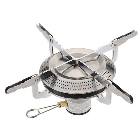 The Fat Cat Backpacking stove. Light, sturdy and durable.