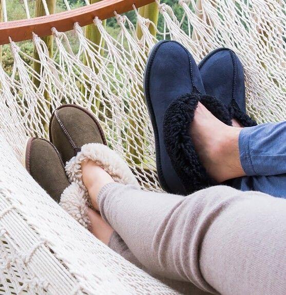 Women's Sheepskin Slippers   Buy Now From Celtic & Co
