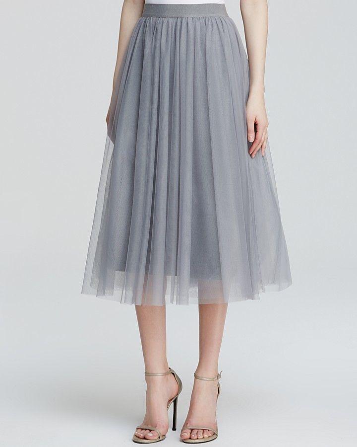 Bailey 44 Skirt Shadow Waltz Tulle Midi