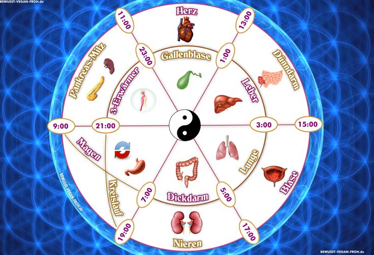 Du wachst jede Nacht um die gleiche Zeit auf? Hier erfährst du, warum! - ☼ ✿ ☺ Informationen und Inspirationen für ein Bewusstes, Veganes und (F)rohes Leben ☺ ✿ ☼