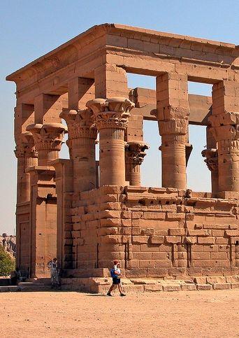 Nubian Monuments from Abu Simbel to Philae, Egypt via Tumblr