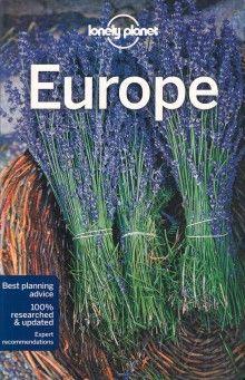 Europe, przewodnik, Lonely Planet #ArtTravel #księgarnia