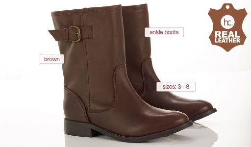Aspen Ankle Boots | Fashion | HomeChoice