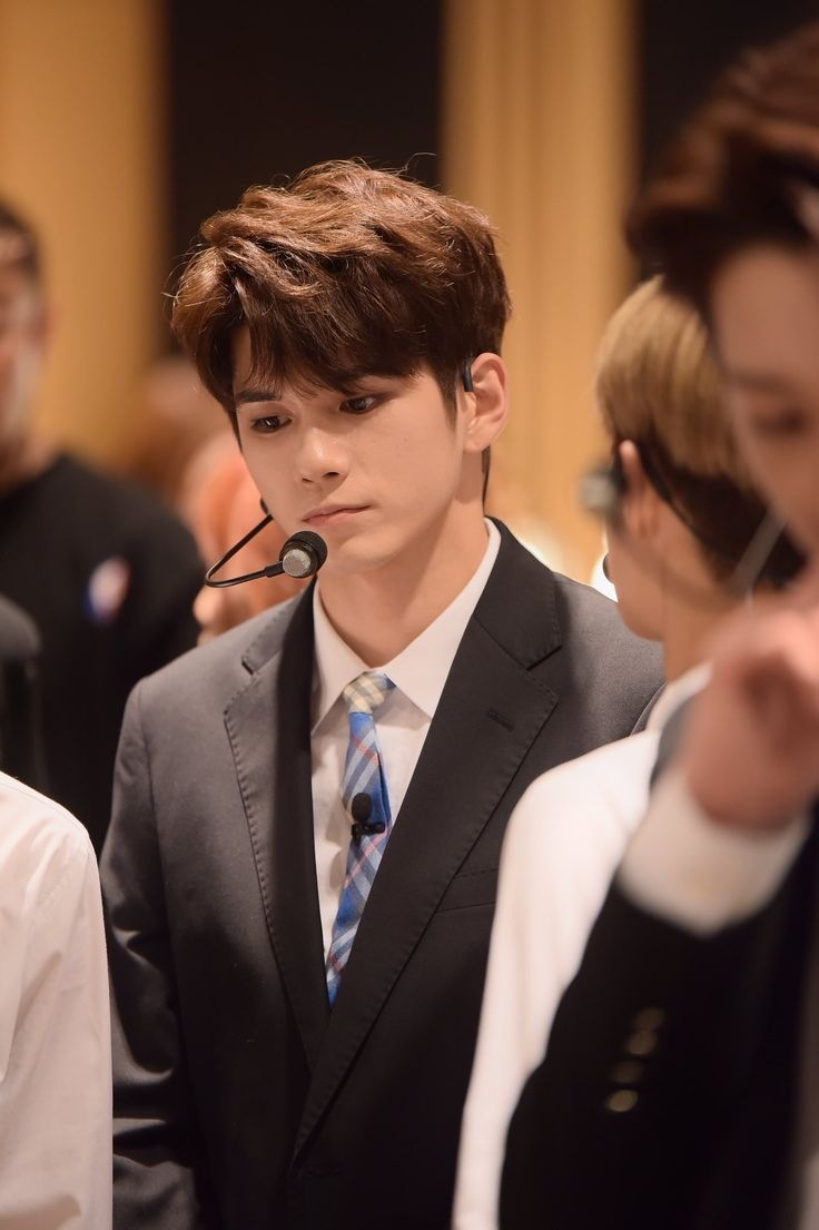 Ong Seongwu Produce 101- Wanna One