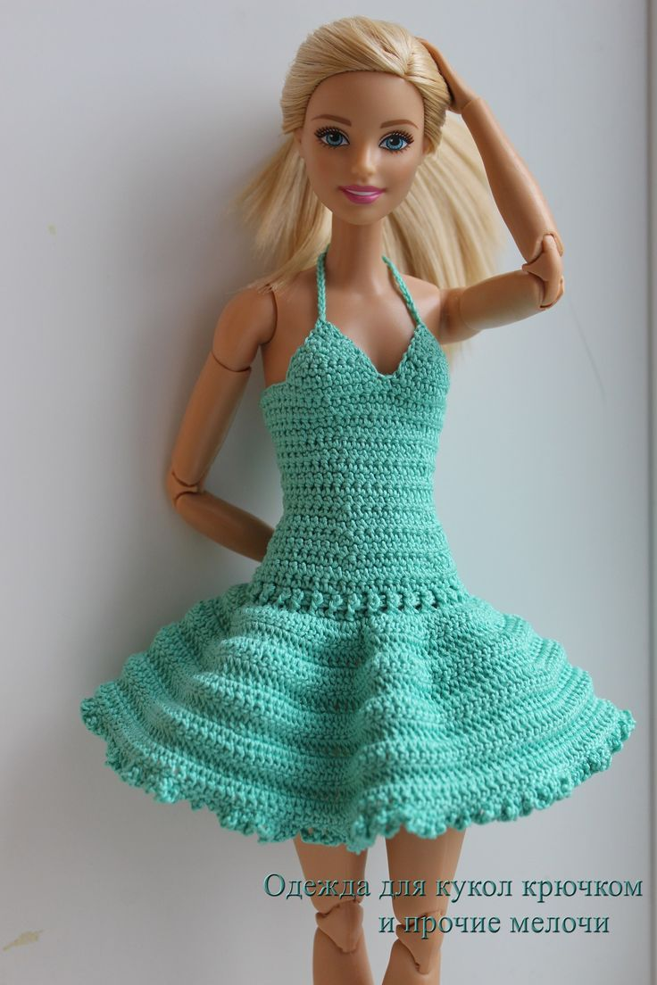 We sew clothes for Barbie   VK