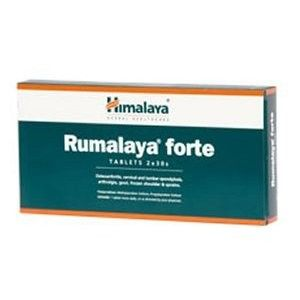 Rumalaya Tablets Dosage