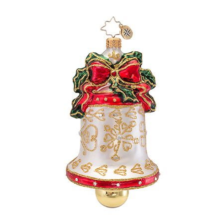 Bell Decoration 17 Best Christopher Radko Bell Ornaments Images On Pinterest