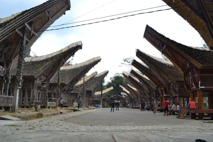 Kete Kesu - Toraja