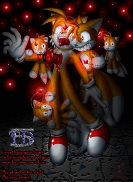 tails doll | tails doll kills tails - tails doll Photo (34571484) - Fanpop fanclubs