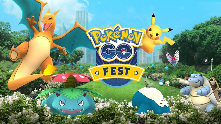 Pokémon Go anniversary events to take place in real life worldwide Pokémon Go is coming up on its one year anniversary and Niantic is planning a major celebration. Events are scheduled around the world but the biggest will be Pokémon Go Fest taking place in Chicago on July 22nd. There arent many details about the event just yet other than that it will take place in the citys Grant Park.  For those in the US who cant make it to Chicago Niantic says there will be a number of related events…