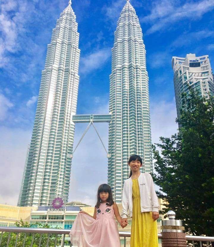 I ❤KL  百聞は一見に如かず!  物より思い出!  あの時行っておけば…と後悔しないように、思いきって行って良かった!  #マレーシア #malaysia #kl  #クアラルンプール #ツインタワー #ペトロナス  #petronas #母娘旅 #旅行 #travel #photospot #asia #百聞は一見に如かず