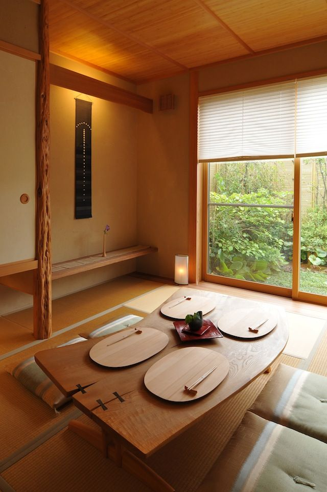 Japanese living room #japan