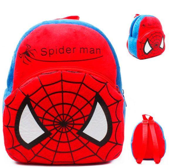 Mochila infantil Spiderman Estupenda y práctica mochila infantil del súper héroe Spiderman.