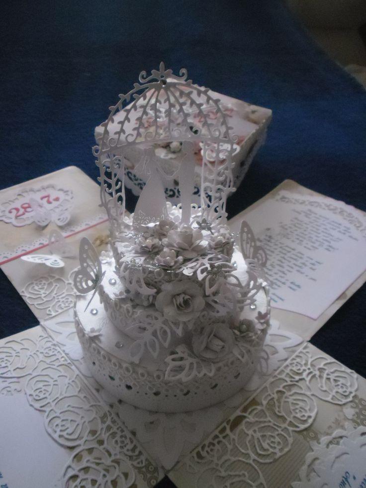 Svatební explo.box