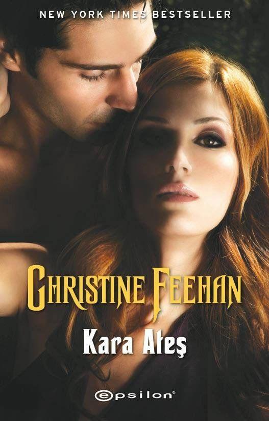 Kitap AşkıM : Kara Ateş-Christine Feehan