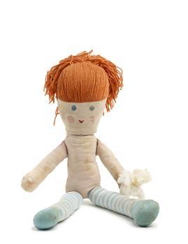 Rag doll, 'Jemima' - Museum of New Zealand Te Papa Tongarewa (www.tepapapicturelibrary.co.nz)