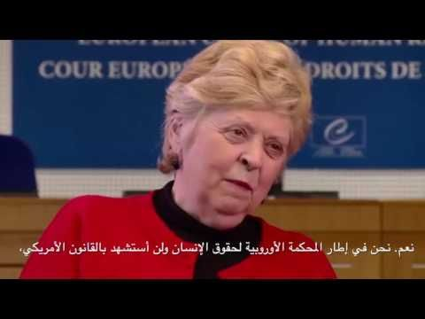 Hate Speech - Françoise Tulkens - ENG, ARAB subtitles  Interview with Françoise Tulkens, Former Vice-President of the European Court of Human Rights.   More information - http://www.coe.int/en/web/human-rights-rule-of-law/home