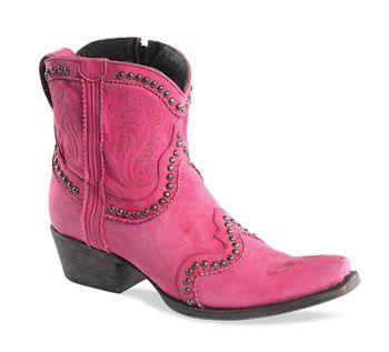Gracitas Hot Pink Boots Lane boots got Double D Ranch can obtain at www.crowsnesttrading.com