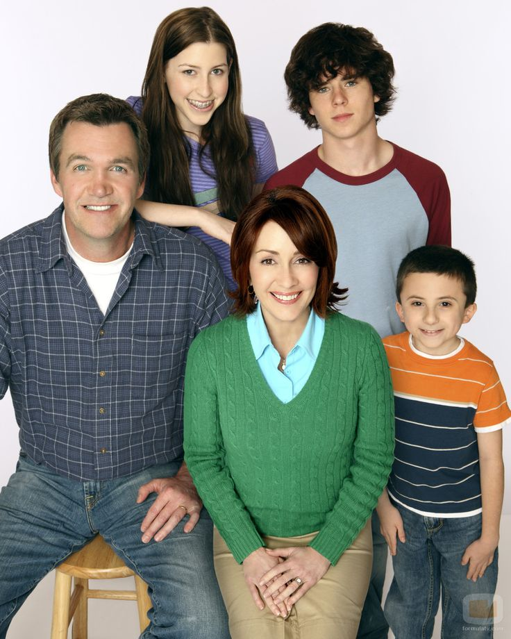 The Heck family on the show The Middle, hilarious!