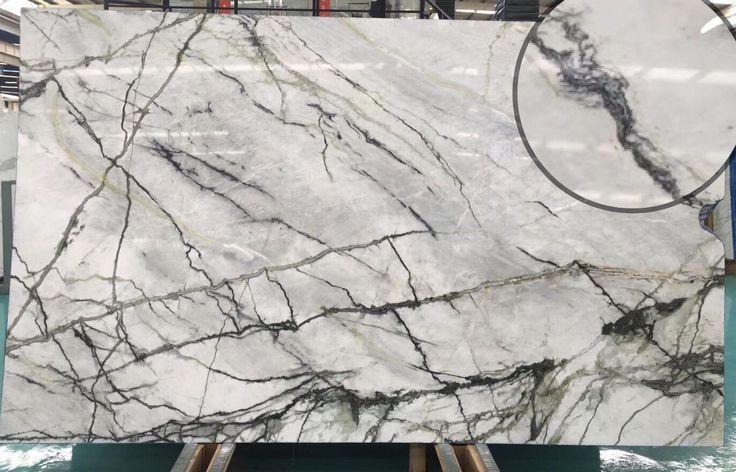 Calacatta Verde Marble Slab Whitemarble Buildi Buildingmaterials Calacatta Classpintag Countertop Explore