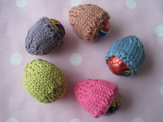 Knitting Easter Eggs : Knit your own easter eggs from my original pattern they