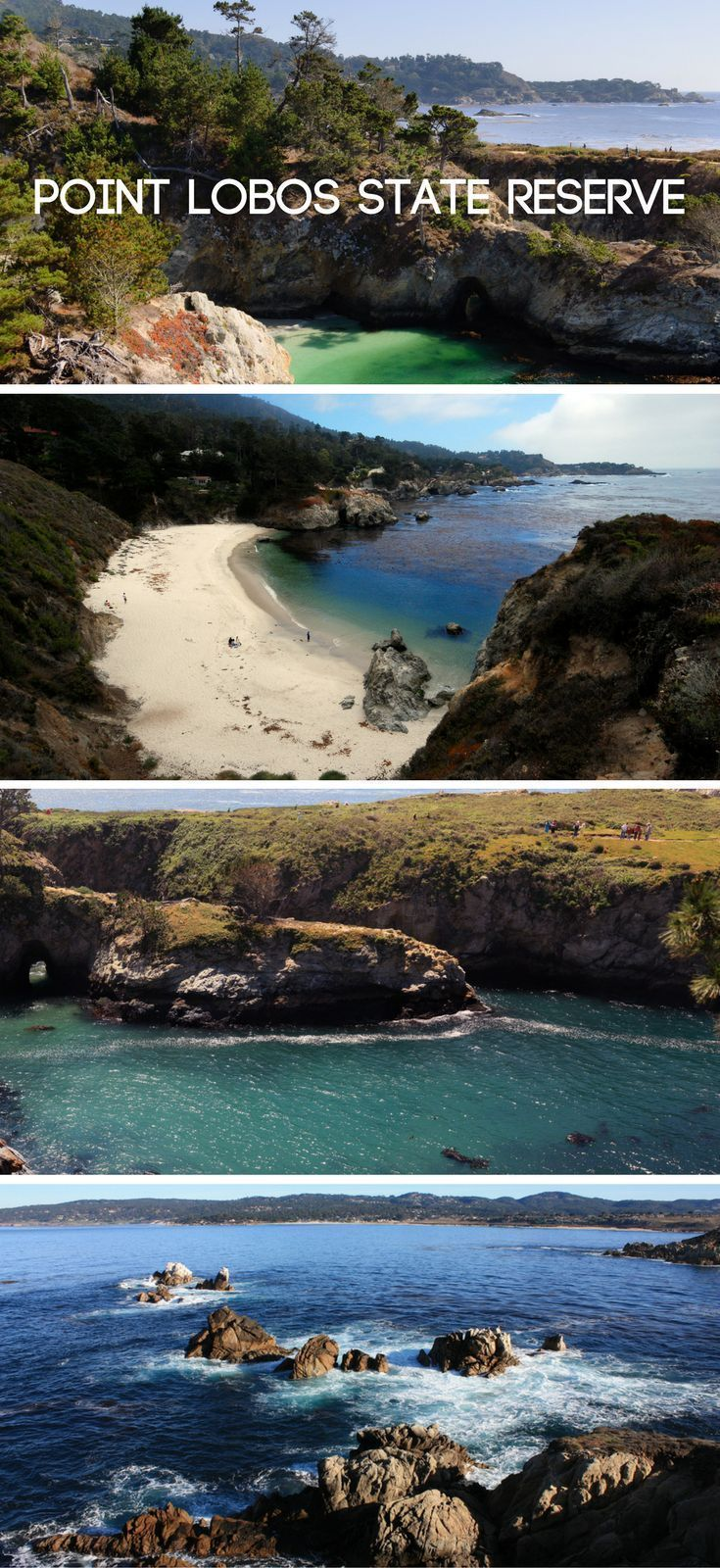 Carmel-by-the-Sea and Point Lobos show off Big Sur's beauty