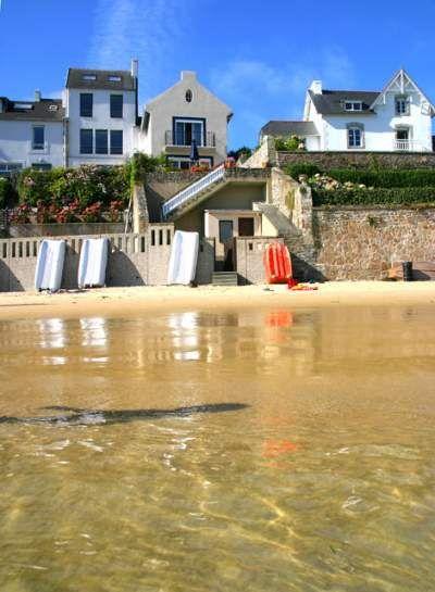 Plage de Carantec | Finistère | Bretagne | #myfinistere