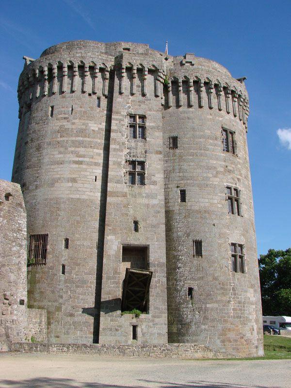 Château et remparts de Dinan 22