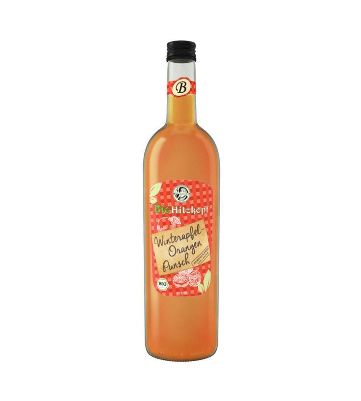 Alcoholvrije Glühwein Tropische vruchten