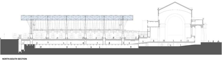 Gallery of Toronto Union Station: Go Transit Roof Proposal / Zeidler Partnership Architects - 10