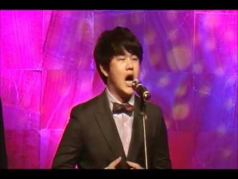 Sung-Bong Choi with Jeong So Park & Louis Choi - I Bless You (Korean Gospel) - YouTube
