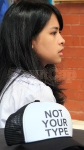 Niki diperankan oleh Maudy Ayunda #FilmRefrain