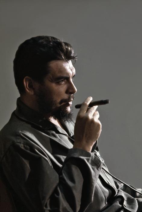 Che, (Cuba 1964). Elliott Erwitt, American (b Paris 1928)