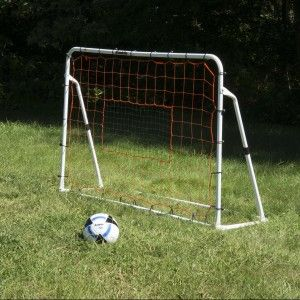 Soccer rebounder net is amazing for practicing #soccer