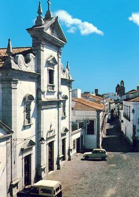 Beja - Igreja de Santiago - Sé Catedral